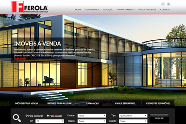 Ferola Website